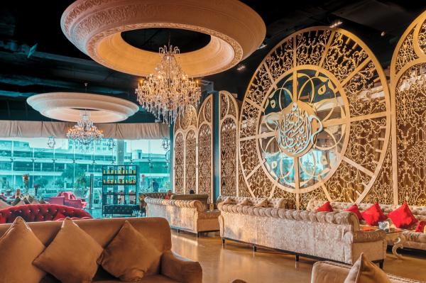مطعم نادي الشاي - بوفيه مفتوح وضيافة - المنامة