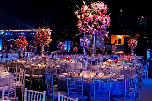 ايكزوتيكا - زهور الزفاف - بيروت