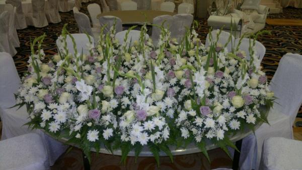 طوق الياسمين فلاورز - زهور الزفاف - الشارقة
