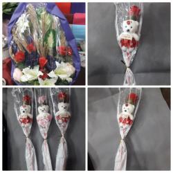زهور ندا-زهور الزفاف-القاهرة-2