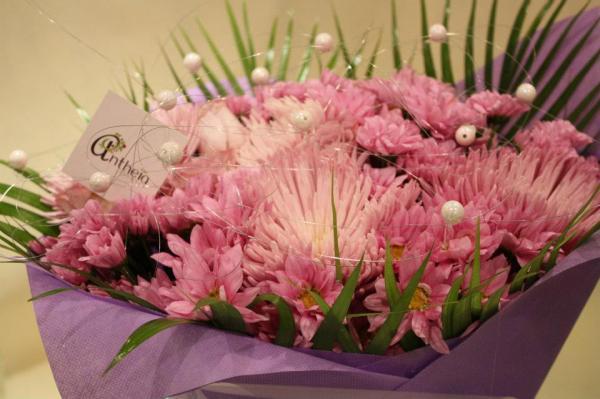 انثييا فلاورز - زهور الزفاف - أبوظبي