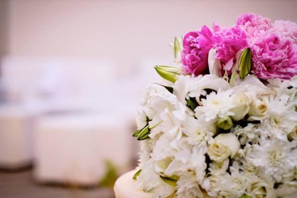 فنان فلاورز - زهور الزفاف - أبوظبي