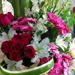 ليزانش فلورز-زهور الزفاف-مدينة الكويت-3