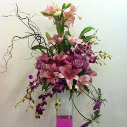 ليزانش فلورز-زهور الزفاف-مدينة الكويت-6