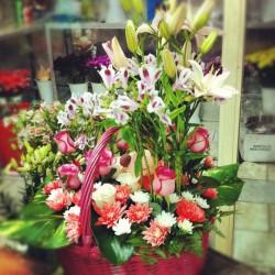 ليزانش فلورز-زهور الزفاف-مدينة الكويت-5