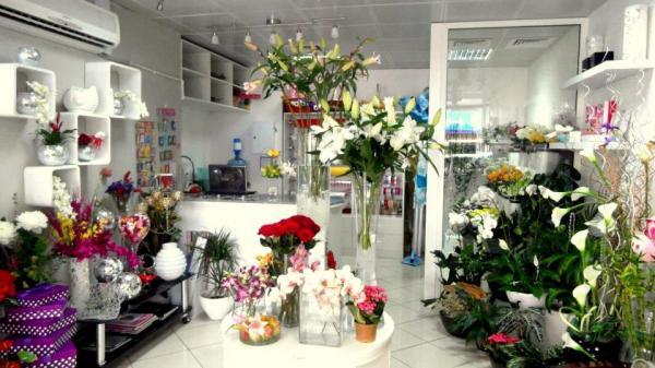 بينك اند جريين فلاورز - زهور الزفاف - أبوظبي