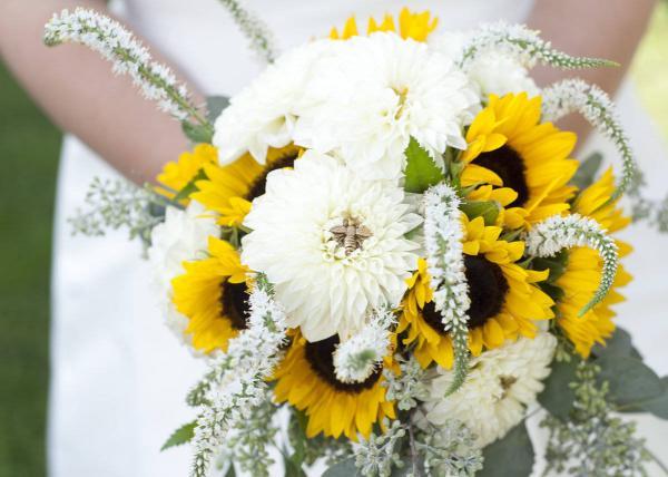 غانتووت فلاورز - زهور الزفاف - أبوظبي