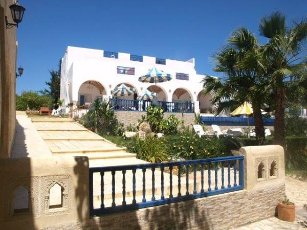 دار العربي - قصور الافراح - مدينة تونس