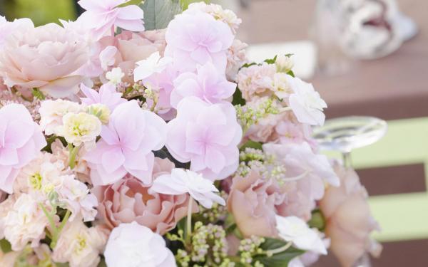 زهور ريان - زهور الزفاف - بيروت