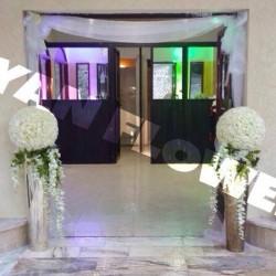 زهور ريان-زهور الزفاف-بيروت-6