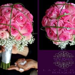 لافاندر بوكيه-زهور الزفاف-مسقط-2