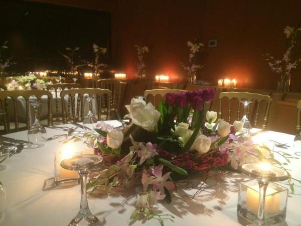 ازهار منى روزا - زهور الزفاف - بيروت