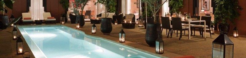 فندق الناعورة باريير مراكش - الفنادق - مراكش