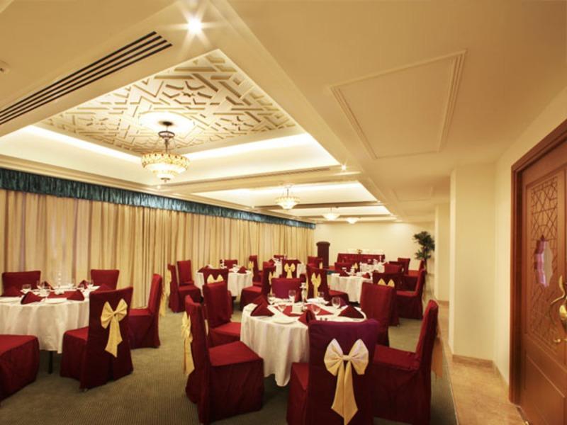 فندق بلاتينيوم مسقط - الفنادق - مسقط