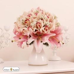 الجرة-زهور الزفاف-مدينة الكويت-6