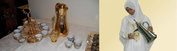 دلة أم سيف - بوفيه مفتوح وضيافة - دبي