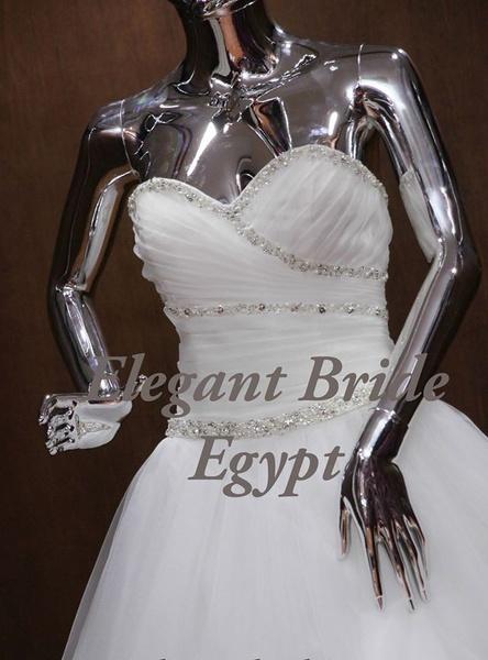 اليجانت برايد ايجيبت - فستان الزفاف - القاهرة