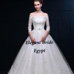 اليجانت برايد ايجيبت-فستان الزفاف-القاهرة-4