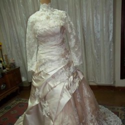 طنط عزة لفساتين الافراح-فستان الزفاف-القاهرة-3