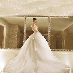 طنط عزة لفساتين الافراح-فستان الزفاف-القاهرة-1