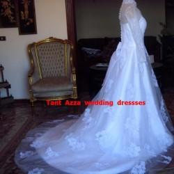 طنط عزة لفساتين الافراح-فستان الزفاف-القاهرة-5
