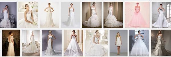 عين لفساتين الافراح - فستان الزفاف - القاهرة