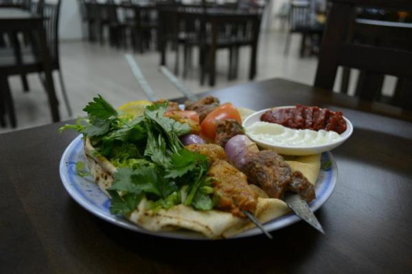 مطعم جزيرة العرب - الضيافة - دبي