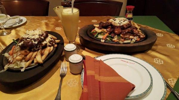مطاعم و حلويات قيصر - بوفيه مفتوح وضيافة - دبي