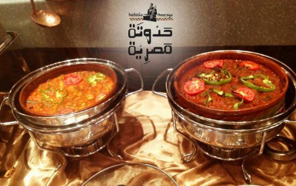 حدوتة مصرية - بوفيه مفتوح وضيافة - دبي