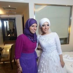 اماني الشريف-فستان الزفاف-القاهرة-4
