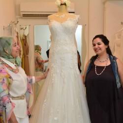 اماني الشريف-فستان الزفاف-القاهرة-6