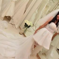اماني الشريف-فستان الزفاف-القاهرة-1