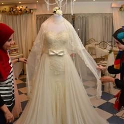 اماني الشريف-فستان الزفاف-القاهرة-5