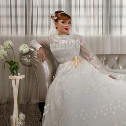 اماني الشريف-فستان الزفاف-القاهرة-3