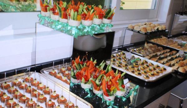 أرلكان لخدمات الطعام - بوفيه مفتوح وضيافة - أبوظبي