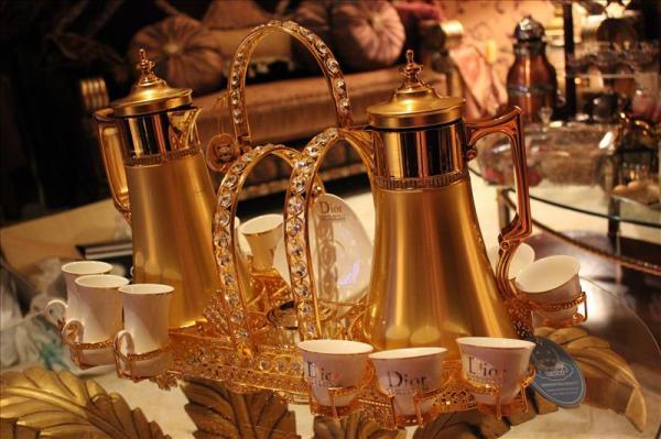 قهوة عربية أصلية - بوفيه مفتوح وضيافة - أبوظبي