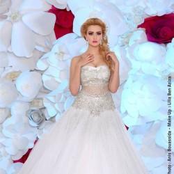 كبيل هوت كوتور-فستان الزفاف-مدينة تونس-2