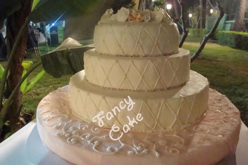 فانسي كيك - كيك الزفاف - القاهرة