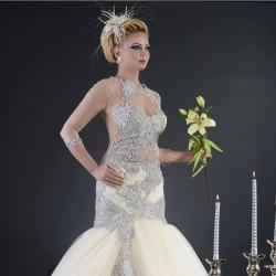 سارا بيوتي-فستان الزفاف-مدينة تونس-5