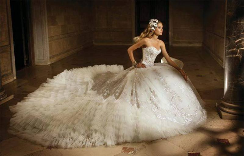 برايدل ويدينغ - فستان الزفاف - القاهرة