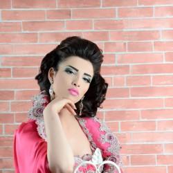 بن آغا وسام-فستان الزفاف-مدينة تونس-2