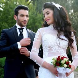 بن آغا وسام-فستان الزفاف-مدينة تونس-1