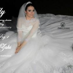 ليلي-فستان الزفاف-القاهرة-2