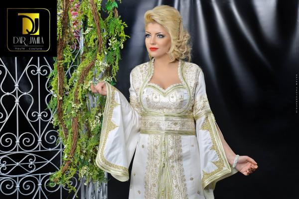 دار جميلا - فستان الزفاف - مدينة تونس