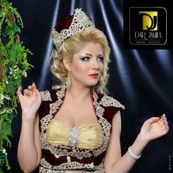 دار جميلا-فستان الزفاف-مدينة تونس-2