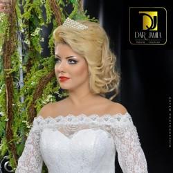 دار جميلا-فستان الزفاف-مدينة تونس-5