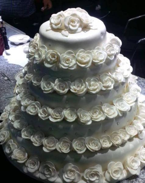 كيك و راما - كيك الزفاف - القاهرة