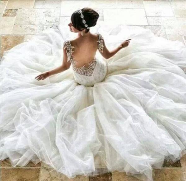 دوللي لفساتين الاعراس - فستان الزفاف - القاهرة