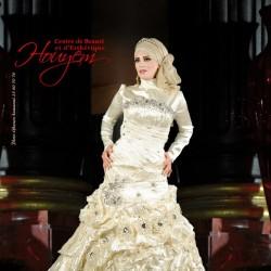 السيدة هويم زينن-فستان الزفاف-مدينة تونس-6