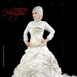 السيدة هويم زينن-فستان الزفاف-مدينة تونس-2